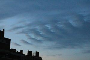 Cloud waves 2