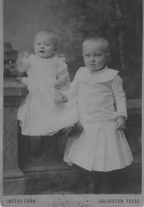Gertrude and Charles