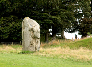 Stone and Man