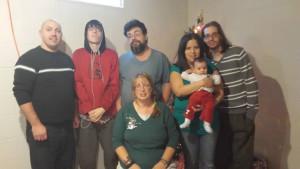 family christmas 1 2014